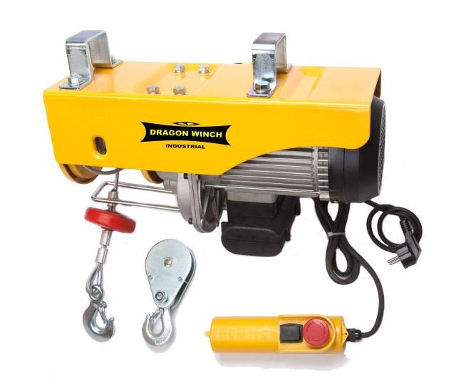 Лебедка Dragon Winch промышленная 400/800 230V