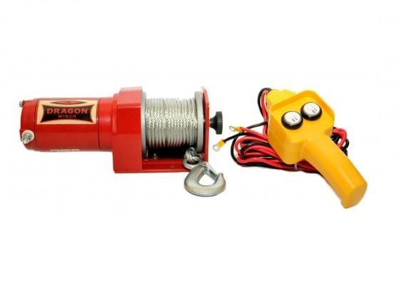 Лебедка Dragon Winch DWM 2000 ST YP