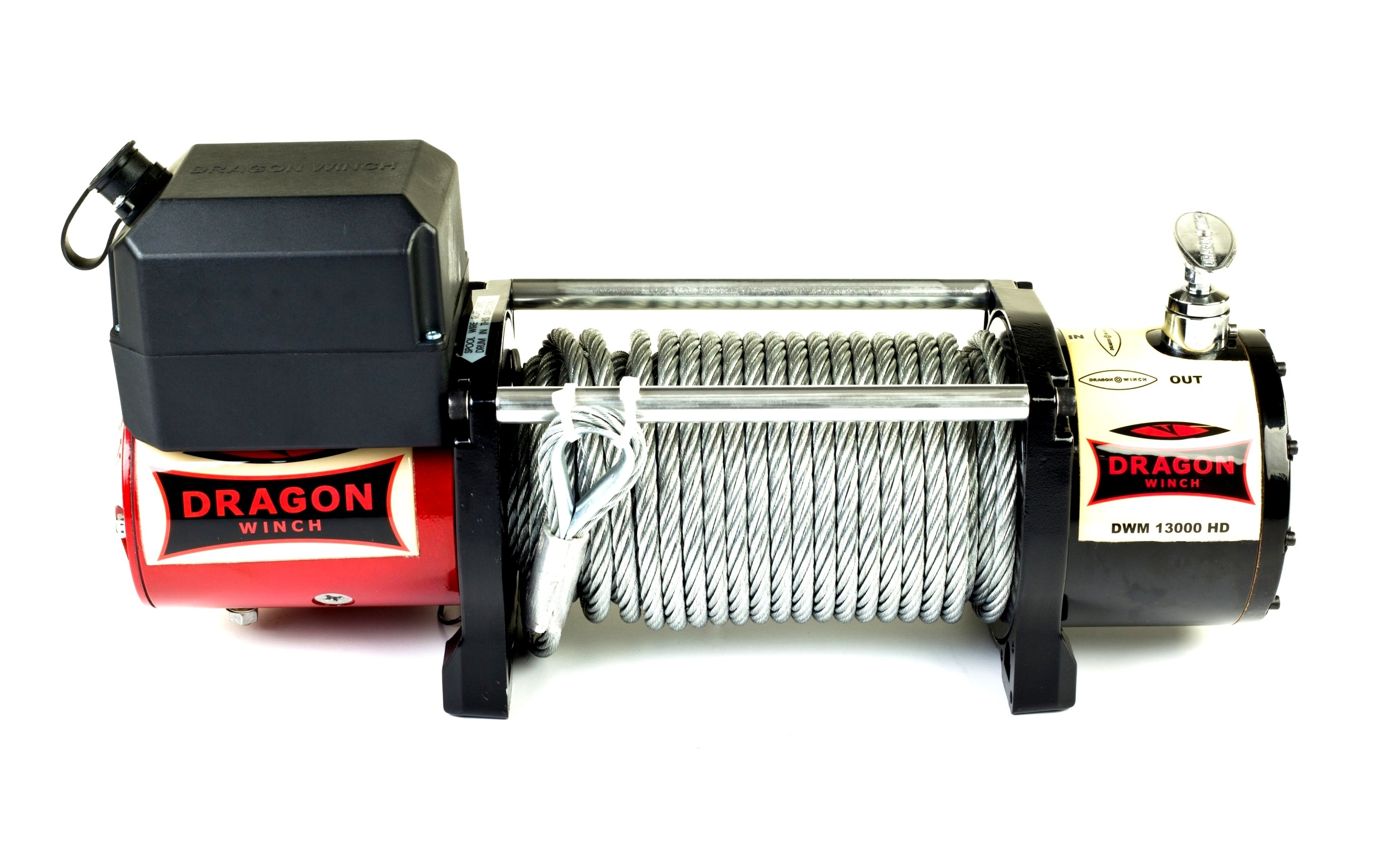 Лебедка Dragon Winch DWM 13000HD
