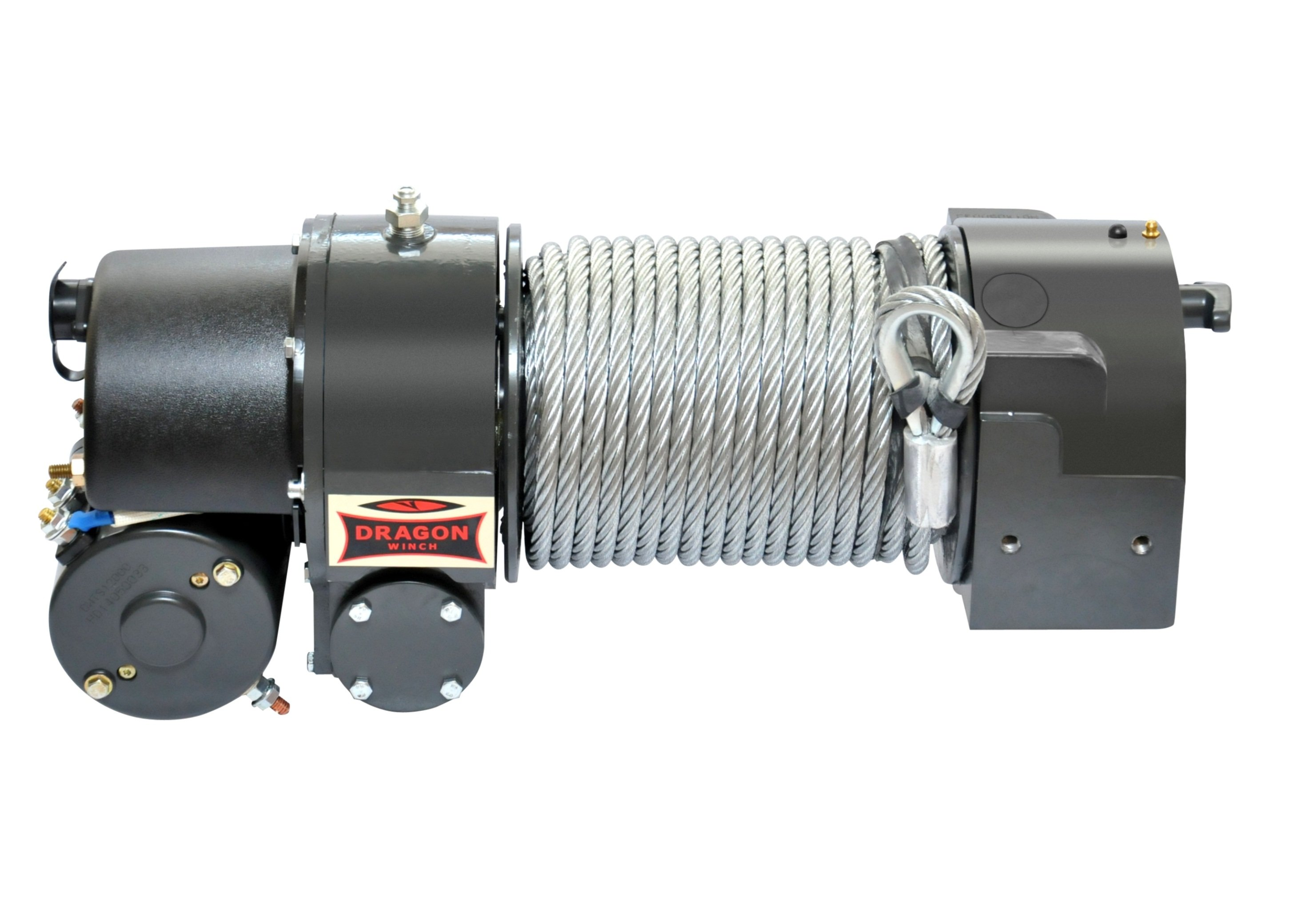 Лебедка Dragon Winch DWTS 12000 HD